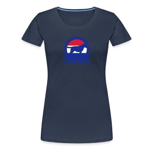 BULL TERRIER Netherlands NEDERLAND - Frauen Premium T-Shirt