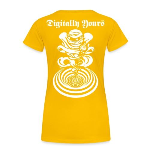 Digitally Yours - Women's Premium T-Shirt