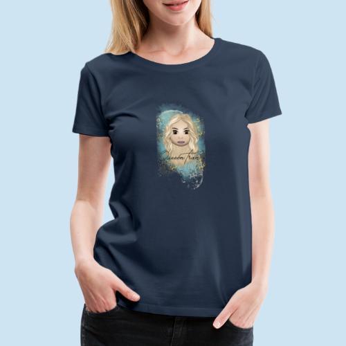 QueeenTran Edition - Premium T-skjorte for kvinner
