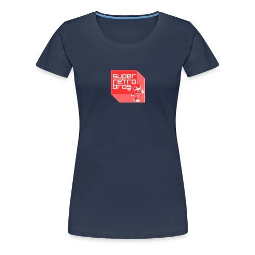 SRBbild png - Premium-T-shirt dam