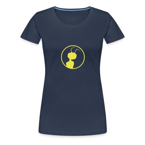 Andi Meisfeld - Ameisen Retro Tasche - Frauen Premium T-Shirt
