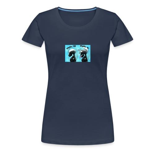 Monkey See Monkey Do! - Women's Premium T-Shirt