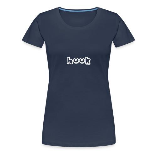 HoOK CLASSIX - Maglietta Premium da donna