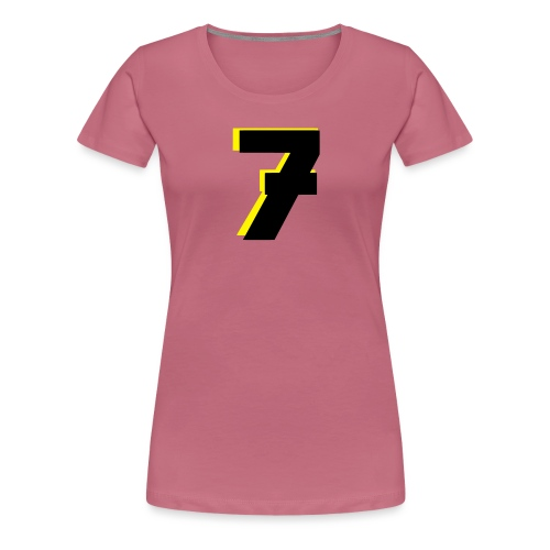 Barry Sheene 7 - Women's Premium T-Shirt