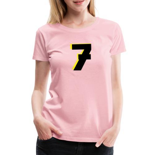Barry Sheene 7 - Women's Premium T-Shirt