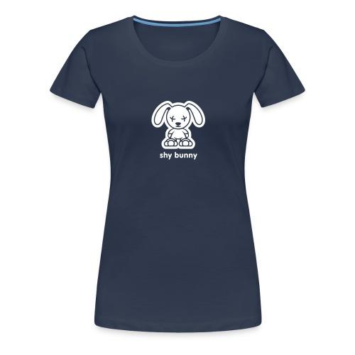 shybunny1cinverstocv10 - Frauen Premium T-Shirt