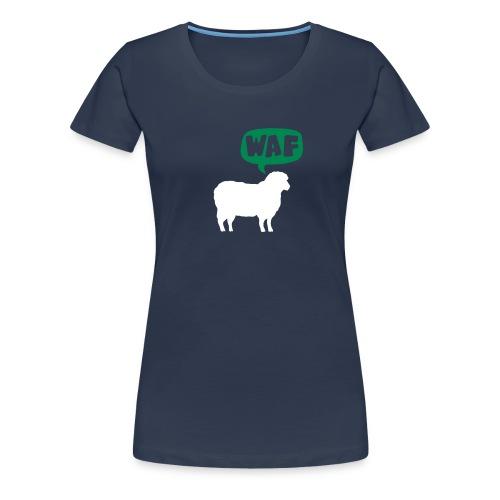 Blafschaap - Vrouwen Premium T-shirt