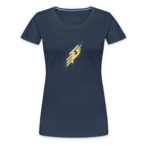TA3D Logo Shirt - Women's Premium T-Shirt