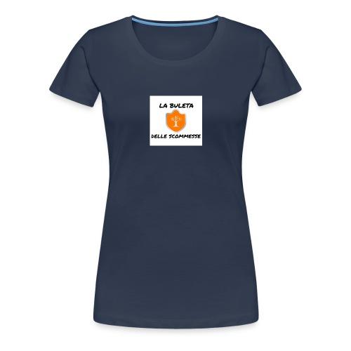 La Buleta delle Sommesse - Maglietta Premium da donna