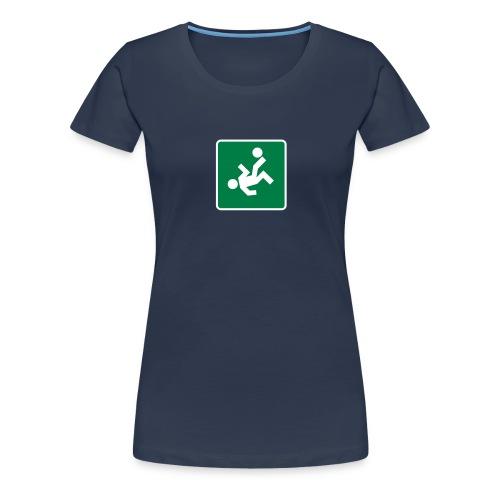 De Omhaal - Vrouwen Premium T-shirt