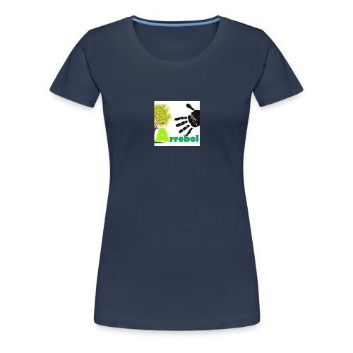 logo_arrebol_bueno - Camiseta premium mujer