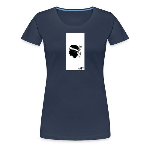 Tête de maure by Cyrus - T-shirt Premium Femme