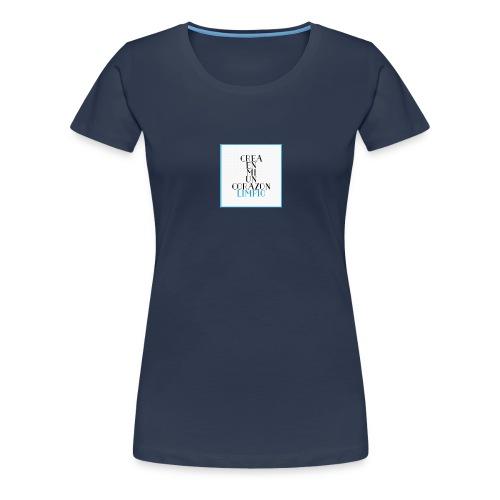 Zora Tienda Cristiana - Camiseta premium mujer