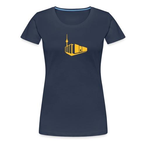 palast - Frauen Premium T-Shirt