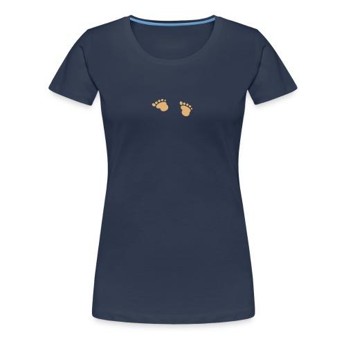 Babyfuss - Frauen Premium T-Shirt