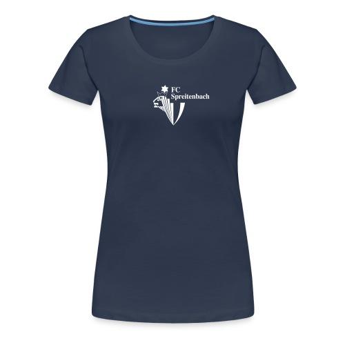 FCS Logo - Frauen Premium T-Shirt