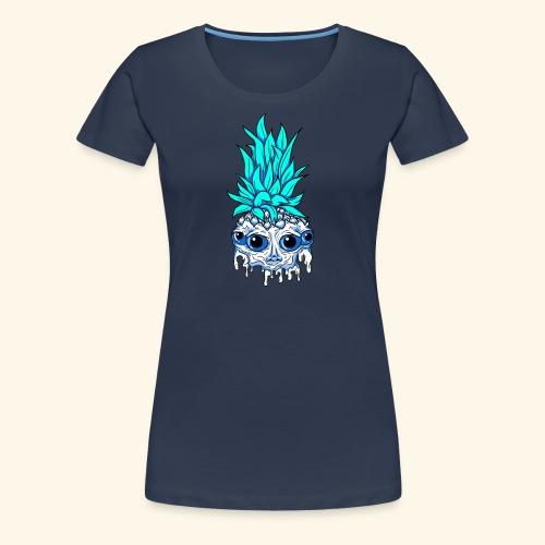 AnnaNas Head - Frauen Premium T-Shirt
