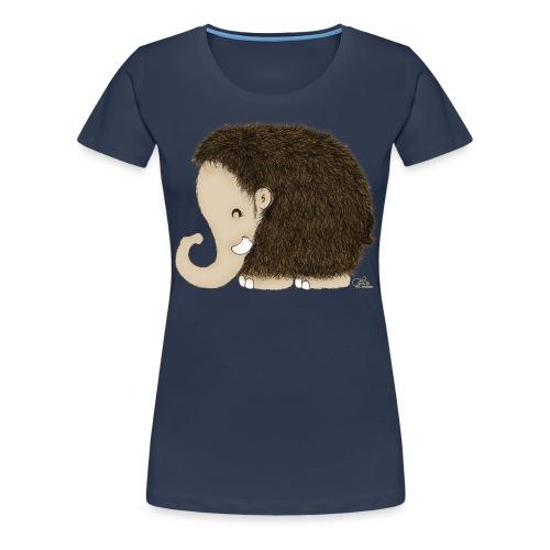 Mini-Mammut Michel - Frauen Premium T-Shirt
