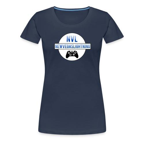 NewVegasLightning Logo - Women's Premium T-Shirt