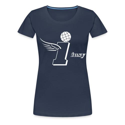 histiusy01 - Frauen Premium T-Shirt