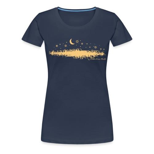 mille et une nuits - T-shirt Premium Femme