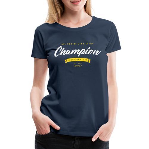 Champion - Women's Premium T-Shirt