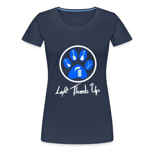 Dog png - Frauen Premium T-Shirt