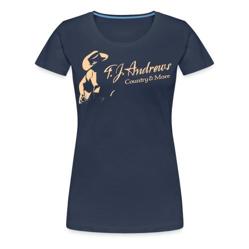 TJA big.png - Frauen Premium T-Shirt