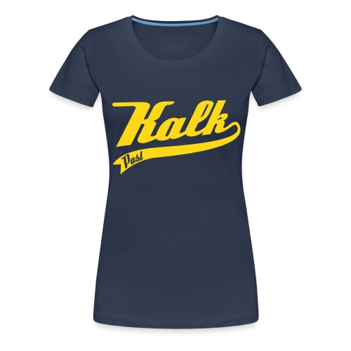 Kalk Post Classic - Frauen Premium T-Shirt