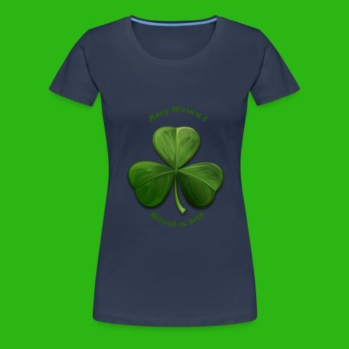 Any News Devil a Bit - Women's Premium T-Shirt