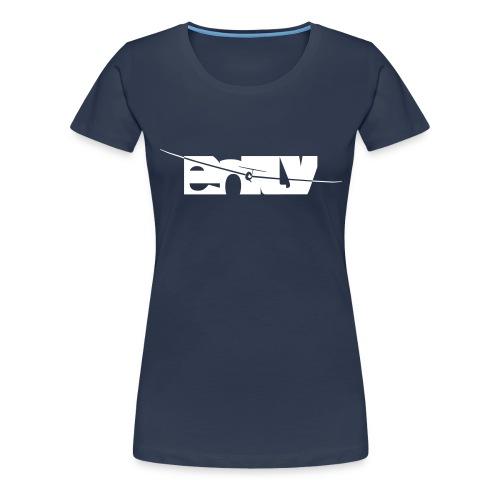 edly4 - Frauen Premium T-Shirt