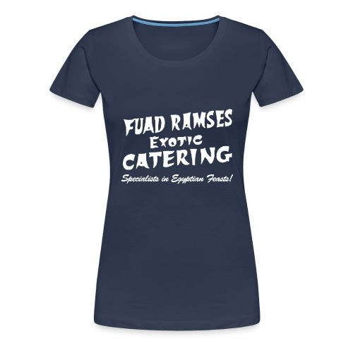 Fuad Ramses - Women's Premium T-Shirt