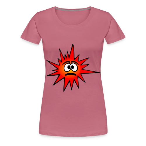 9i4zBG85T png - Vrouwen Premium T-shirt