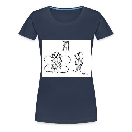goodnight_28x28 - Frauen Premium T-Shirt