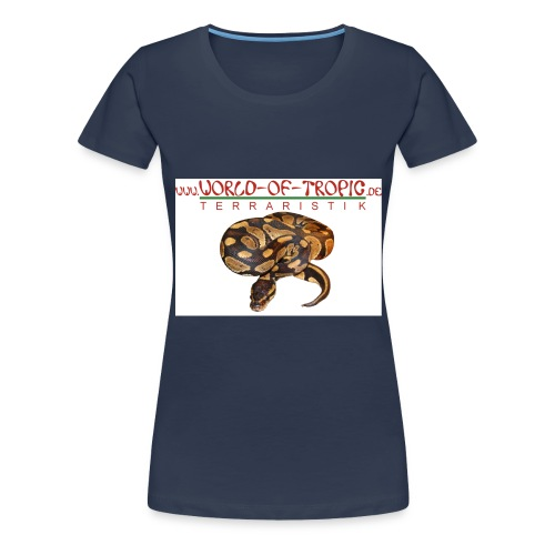 o137959 - Frauen Premium T-Shirt