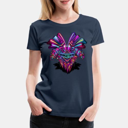 reflectionshirt - Frauen Premium T-Shirt