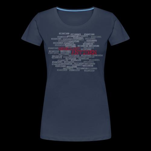 Rebellant | Antigen - Frauen Premium T-Shirt