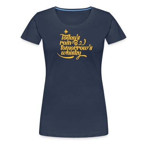 Today's Rain - Women's Premium T-Shirt