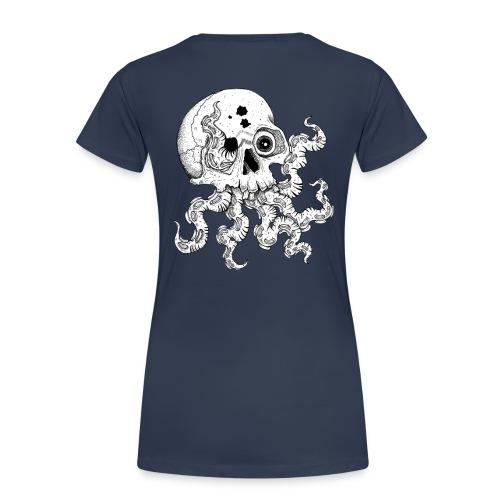Octoskull - Frauen Premium T-Shirt