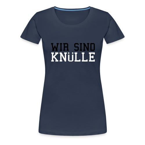 Motto - Frauen Premium T-Shirt
