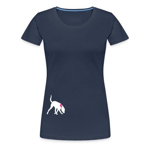icon blood - Frauen Premium T-Shirt