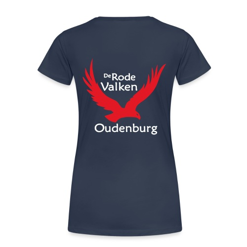 oudenburg - Vrouwen Premium T-shirt