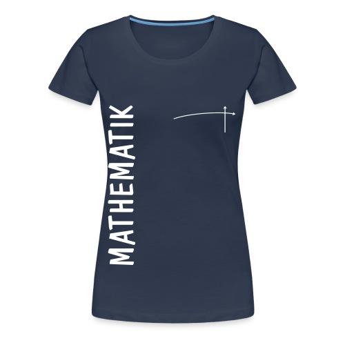 Graph - Frauen Premium T-Shirt