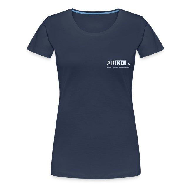 ARDIG Logo T Shirt png