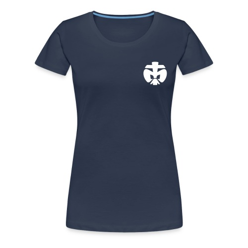 Lilie DPSG - Frauen Premium T-Shirt