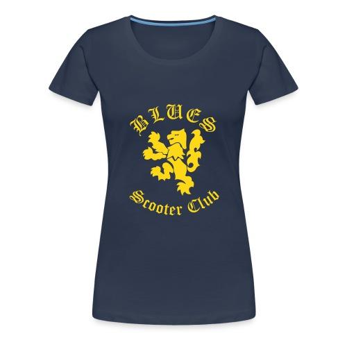 Front - Premium-T-shirt dam