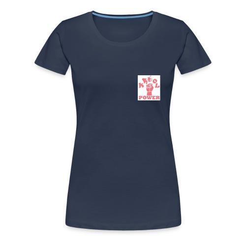 kréol power - T-shirt Premium Femme