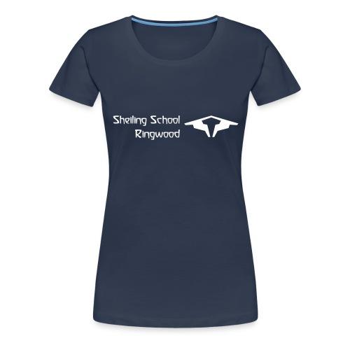 front coworkershirt - Women's Premium T-Shirt