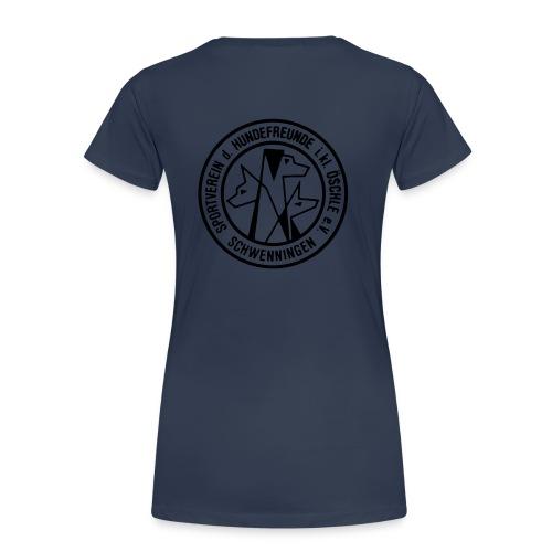 Logo Kl schle - Frauen Premium T-Shirt