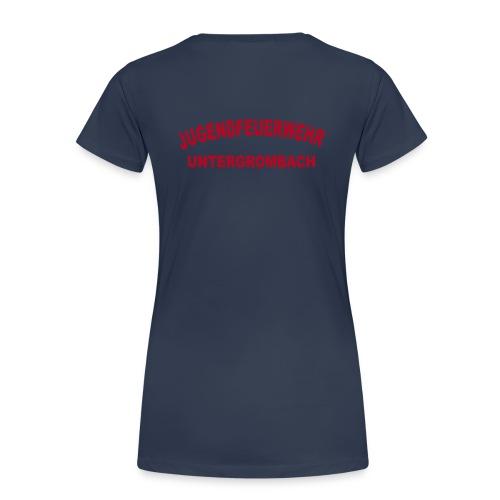 jugendfeuerwehr - Frauen Premium T-Shirt